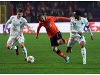 UEFA'dan Başakşehir'e 1500 Euro para cezası