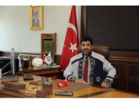 Rektör Aldemir'den 'Biz Bize Yeteriz Türkiyem' kampanyasına destek