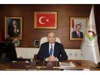Başkan Özlü Milli Dayanışma Kampanyasına maaşını bağışladı