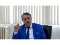 """Çorlu Mühendislik Fakültesi Dekanı Prof. Dr. Lokman Hakan Tecer, """"Zorunlu olmadıkça dışarıya çıkmamaya büyük oranda özen gösterdik"""""""