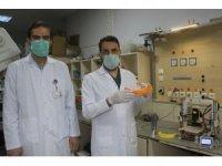 Doktorlar geliştirdikleri 3D yazıcıdan yüz siperliği üretti