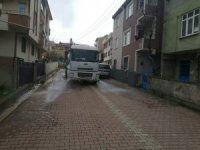 Darıca'da tüm er mahalleler dezenfekte ediliyor
