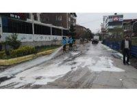 Mehmet Ali Paşa ve Yenişehir'de korona virüs temizliği