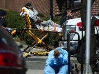 Pentagon'un 'Kovid-19 nedeniyle 100 bin ceset torbası temin edeceği' iddiası