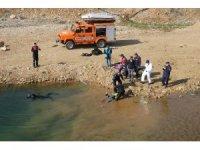 Çoban kaybolan hayvanları ararken boğularak can verdi