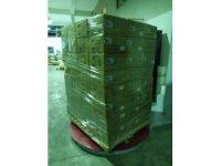 TİM'in 'Üretim Seferberliği'nde dezenfektanlar teslim edildi