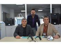 """OMÜ ve Samsun Teknopark iş birliğiyle yerli """"videolaringoskop"""" cihazı üretildi"""