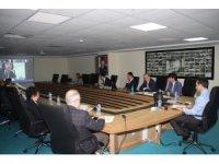 Aydın'da Korona virüs değerlendirme toplantısı yapıldı