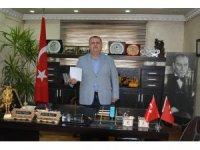 """Hakkarili iş adamından """"Biz Bize Yeteriz Türkiyem"""" kampanyasına 100 bin TL destek"""