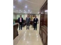 BAŞGAD'dan Vali Hulusi Şahin'e ziyaret