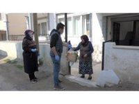 Sandıklı'da yaşlı vatandaşların her türlü ihtiyaçları gideriliyor