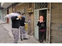 Şehitkamil'de yardımlar aralıksız devam ediyor