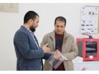 MŞÜ'den sağlık çalışanlarına siperlik desteği