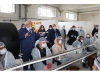 Kdz. Ereğli Belediyesi el dezenfektanı üretmeye başladı