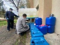 Gazi Meslek Lisesinden Korona virüs mücadelesi