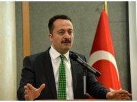 Bilecik Valisi Şentürk'ten ''Biz Bize Yeteriz Türkiyem'' kampanyasına katkı çağrısı
