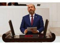 """AK Parti milletvekili Kavuncu'dan """"Bizbize Yeteriz Türkiyem"""" kampanyasına destek"""