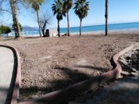 Kemer parkları işgallerden arındırılıyor