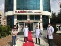 Mardin'de 66 yaşındaki hasta korona virüsü yenerek taburcu oldu