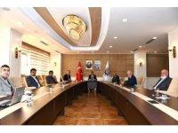 Tarımsal Üretimde Devamlılığın Sağlanması Toplantısı