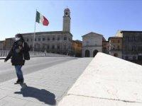 İtalya'da Kovid-19 salgınından ölenlerin sayısı 14 bin 681'e yükseldi