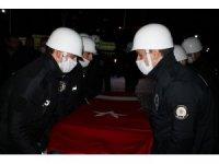 PKK Terör örgütü alçak saldırısında hayatını kaybeden Sivil Şehit son yolculuğa uğurlandı