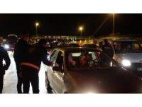 Adana'ya giriş çıkışlar kapatıldı