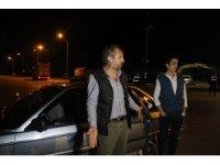 Antalya'da özel araçların kente giriş yasağının ardından çıkış yasağı da başladı