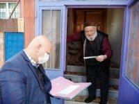 Vefa Sosyal Destek Grubu Bayburt'ta çalışmalarına devam ediyor