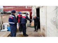 Vefa Sosyal Destek Grubu Erzincan'da çalışmalarına devam ediyor