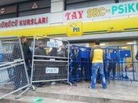 """PTT Dağıtım Merkezlerinde """"Sosyal Yardım"""" mesaisi"""