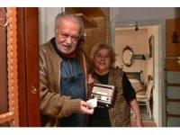 Mamak'ta 65 yaş üstü büyüklere doğum günü sürprizi