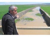 20 yıl aradan sonra tahta köprü'den su akmaya başladı
