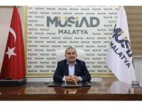 MÜSİAD Malatya Başkanı Muharrem Poyraz: