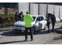 Van'da giriş-çıkışlar kapatıldı