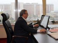 Trakya Üniversitesi yönetimi toplantılarını dijital ortama taşıdı