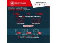 """İçişleri Bakanlığı: """"Mart ayında 89 terörist etkisiz hale getirildi"""""""