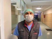 ERÜ Hayvan Hastanesi, tedbirler kapsamında sadece acil hasta kabul ediyor