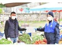 Altıeylül Belediyesi Kovid-19 için önlemleri aldı