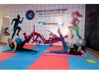 İpekyolu Belediyesinden 'Online Spor Salonu' hizmeti