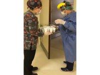 Eskişehir Şehir Hastanesi, hastalarını yalnız bırakmıyor