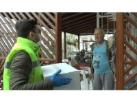 Darıca'da bir haftada bin 238 kişinin yardım talebi karşılandı