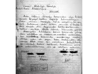 Kayseri Barosu'nun paylaştığı 49 yıllık mektup büyük beğeni topladı