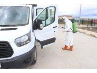 Patnos L Tipi Kapalı ve Açık Ceza infaz kurumlarında Korona Virüs tedbirleri arttırıldı