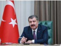 Bakan Koca, İstanbul'daki başhekimler ve sağlık yetkileri ile görüştü