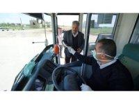 Otobüs saatleri değişti