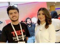 Fatihi Mahmood Ismael, sunucu Shahyan Tahseen ile bir araya geldi