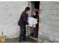 Digor'da vatandaşların ihtiyaçları karşılanıyor