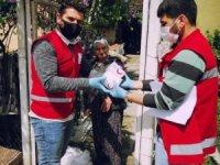 Ceyhan'da ihtiyaç sahiplerine yardım