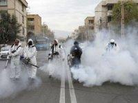 İran, salgınla mücadele için 'asla' ABD'den yardım talep etmeyecek
